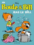 Couverture Ras le Bill - Boule et Bill (nouvelle édition), tome 19