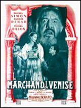 Affiche Le Marchand de Venise