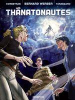 Couverture Le Temps des bricoleurs - Les Thanatonautes, tome 1