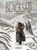 Couverture Arctic-Nation - Blacksad, tome 2