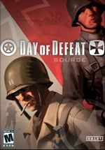 Jaquette Day of Defeat : Source