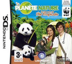 Jaquette Planète Nature : Au secours de l'île tropicale