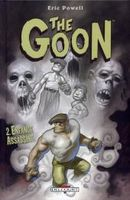 Couverture Enfance assassine - The Goon, tome 2