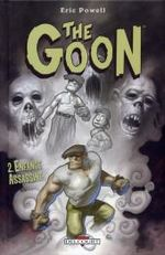 Couverture Enfance assassine - The Goon, tome 2