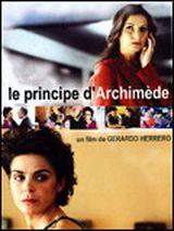 Affiche Le Principe d'Archimède