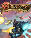 Jaquette Jamestown : Legend of the Lost Colony