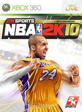 Jaquette NBA 2K10