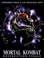 Affiche Mortal Kombat : Destruction finale