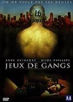 Affiche Jeux de gangs