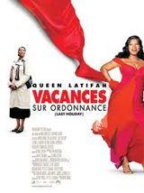Affiche Vacances sur ordonnance