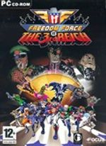 Jaquette Freedom Force vs. The Third Reich