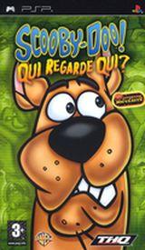 Jaquette Scooby-Doo ! Qui regarde qui ?