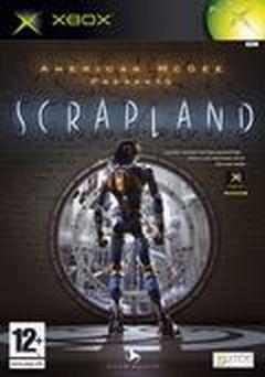 Jaquette Scrapland