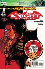 Couverture Flashpoint : Batman - Knight of Vengeance