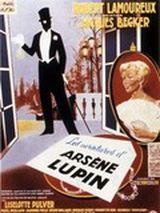 Affiche Les Aventures d'Arsène Lupin