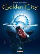 Couverture L'Énigme Banks - Golden City, tome 9