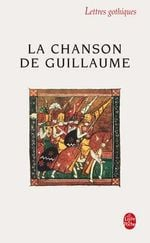 Couverture La Chanson de Guillaume