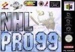 Jaquette NHL Pro 99