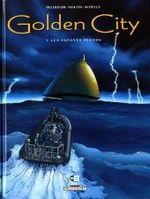 Couverture Les Enfants perdus - Golden City, tome 7