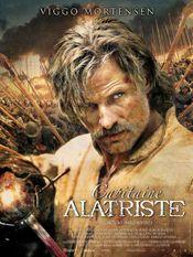Affiche Capitaine Alatriste