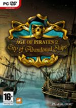 Jaquette Age of Pirates 2 : City of Abandoned Ships
