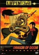 Affiche Lupin III: Le dragon maudit