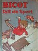Couverture Bicot fait du sport - Bicot, tome 5