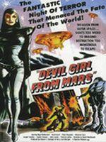 Affiche Devil Girl from Mars
