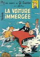 Couverture La Voiture immergée - Gil Jourdan, tome 3