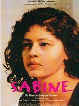 Affiche Sabine