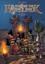 Couverture Deuxième saison, partie 2 - Le Donjon de Naheulbeuk, tome 4
