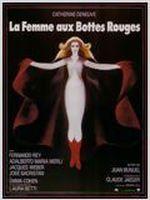 Affiche La Femme aux bottes rouges