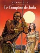 Couverture Le Comptoir de Juda - Les Passagers du vent, tome 3