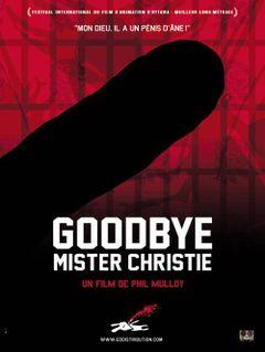 Affiche Goodbye Mister Christie