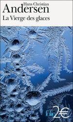 Couverture La vierge des glaces