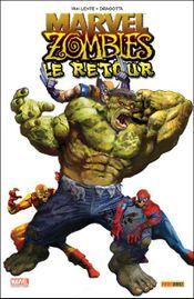 Couverture Le retour - Marvel Zombies, tome 6