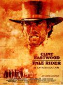 Affiche Pale Rider, le cavalier solitaire