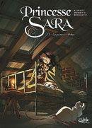 Couverture La Princesse déchue - Princesse Sara, tome 2
