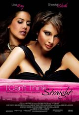 Affiche I Can't Think Straight
