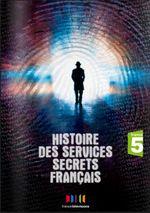Affiche Histoire des services secrets français
