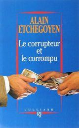 Couverture Le corrupteur et le corrompu