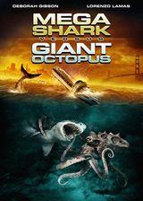 Affiche Mega Shark vs. Giant Octopus