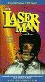 Affiche The Laser Man