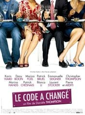 Affiche Le code a changé