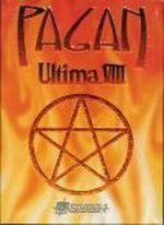 Jaquette Ultima VIII: Pagan