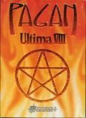 Jaquette Ultima VIII : Pagan