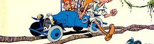 Couverture L'Héritage - Spirou et Fantasio, hors-série 1