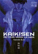 Couverture Kaikisen : Retour vers la mer