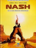 Couverture Le Petit Peuple - Nash, tome 5