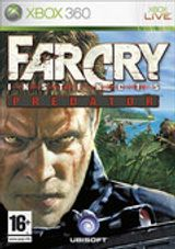 Jaquette Far Cry Instincts Predator
